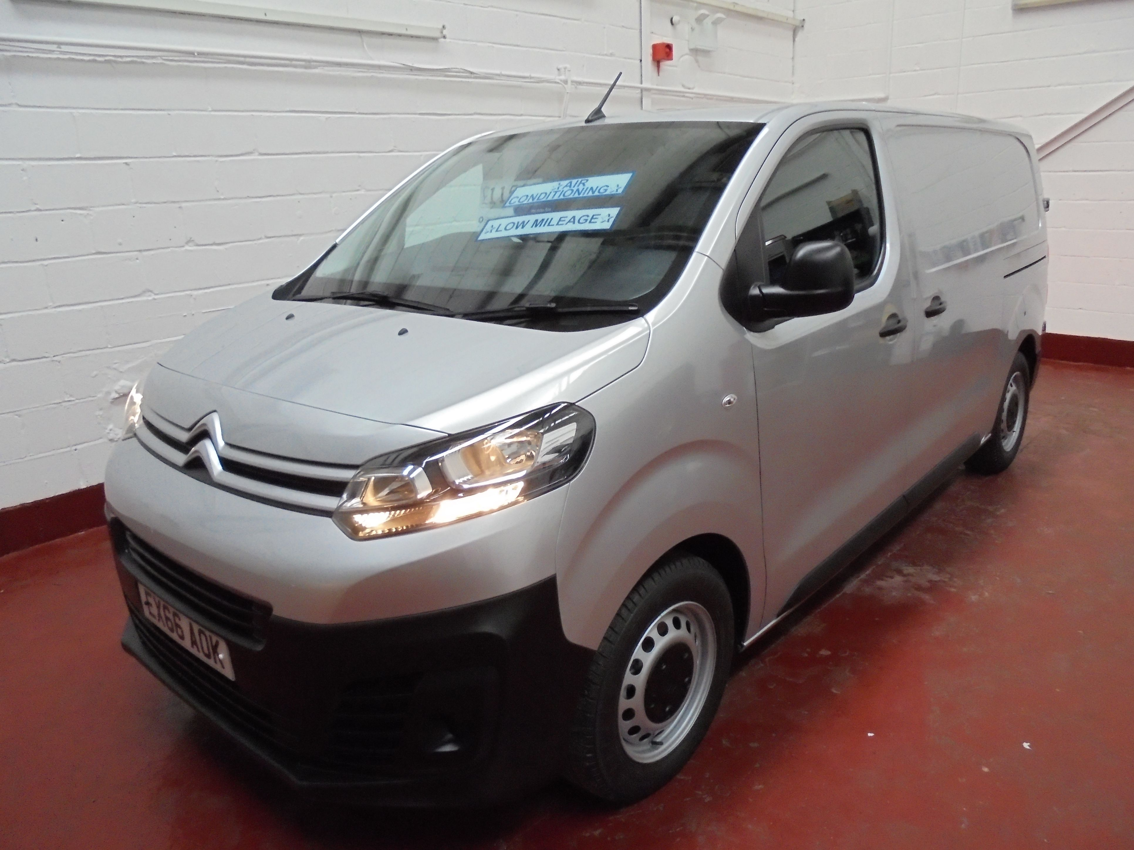 2016 66 CITROEN DISPATCH 1000 ENTERPRISE