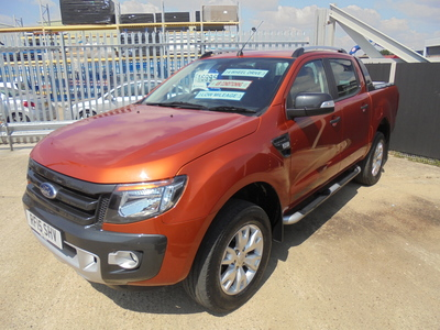 FORD RANGER 3.2TDCi 200PS WILDTRAK DOUBLE CAB