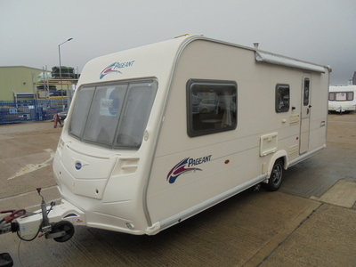 2007 BAILEY PAGEANT SERIES 6 CHAMPAGNE 4 BERTH