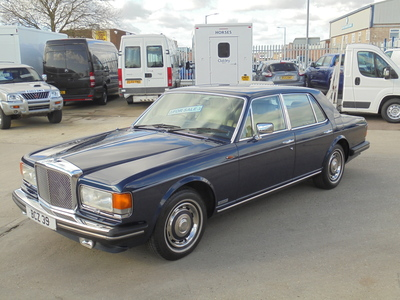 1985 BENTLEY EIGHT 6.8 AUTO CLASSIC CAR