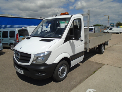 2014 MERCEDES SPRINTER 2.1TD 13.6FT DROPSIDE