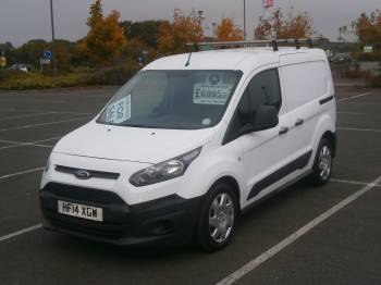 2014 FORD TRANSIT CONNECT 1.6 TDCi 75PS 200 L1
