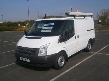 2013 FORD TRANSIT 2.2TDCi 100PS 280 SWB LOW ROOF