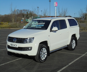 2013 VW AMAROK PICK UP TRUCK 2.0BiTDi 180PS AUTO