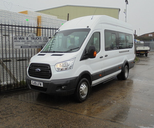 2015 FORD TRANSIT 2.2TD 125PS 460 ECONETIC TECH
