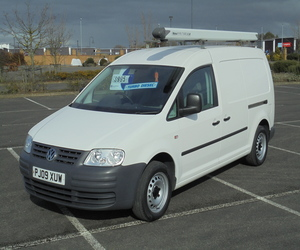 2009 VW VOLKSWAGEN CADDY MAXI 1.9TDI