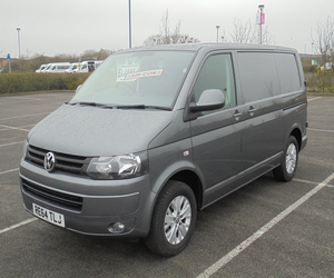 2014 64 VW VOLKSWAGEN TRANSPORTER HIGHLINE