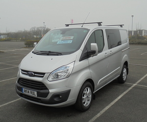 2014 14 FORD TRANSIT CUSTOM 2.2 TDCi 125PS 290 L1H